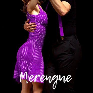 Merengue Dance Lessons